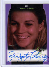 Babylon 5 Season 5 A09  Bridget Flanery auto card