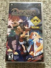Disgaea: Afternoon of Darkness (Sony PSP) complete - manual - Tested