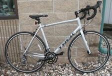Trek 1.1 C H2 Mens Aluminum 16 Speed Road Bicycle with a Frame Size of 58cm