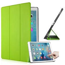 Slim Smart Auto wake up sleep Protective Case Cover for Apple iPad Pro 12.9 Gree