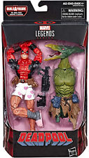 Marvel Legends ~ DEADPOOL IN BOXERS ACTION FIGURE ~ BAF Sauron