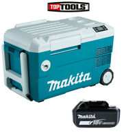 Makita DCW180 18V LXT Cordless Cooler & Warmer Box With 1 x 5.0Ah Battery