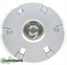 04-06 Chrysler Pacifica *SILVER* NON-CHROME Single Center Cap Replacement MOPAR