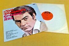 """ NEIL DIAMOND 'S GREATEST HITS "" SUPER UK RARE JOY STEREO ORIG LP"