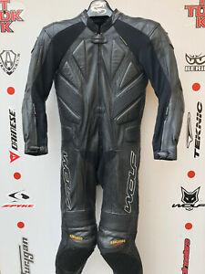 Wolf Kangaroo 1 piece race suit with hump uk 40 euro 50