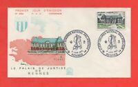 FDC - 1962 - El Palacio de Justicia Reno (768)