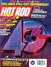 HOT ROD 1988 JAN - FORD RACING, 40 yrs. OF HOT ROD