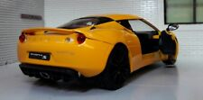 G LGB 1:24 Scale Lotus Evora S V6 Solar Yellow Mondo Diecast Model Car 51158