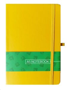 A5 New Hardback Notebook Notepad Not book Notes Diary Journal for Office School