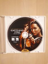 Hunger games catching fire DVD Only (2014)