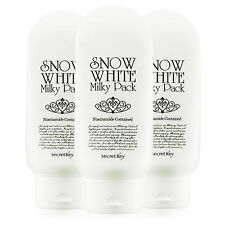 Secret Key Snow White Milky Pack 200g X 3pcs