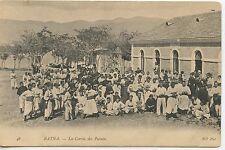 POSTCARD / CARTE POSTALE / ALGERIE / BATNA LA CORVEE DE PATATES