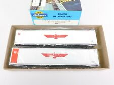 HO Scale Athearn 5701 SET-2 APLU APL 48' Containers #485638 & #481399