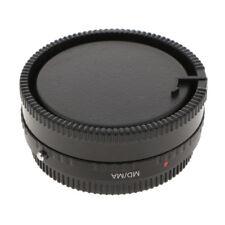 Para lentes Minolta MD a Sony Alpha Minolta AF MA Adaptador de montaje de