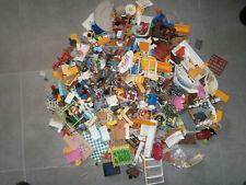 Playmobil - GROS LOT PIECE DÉTACHÉE petite et grosse  MELANGE VRAC 4 KG