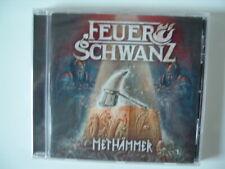 Feuerschwanz - MetHämmer, Neu OVP, CD, 2018 !!
