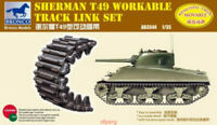 Bronco 1/35 Sherman T49 Workable tracks Armour #AB3544 Hot