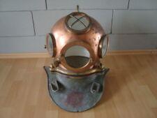 Germany original Diving  DRAGER 3-bolt diving helmet(casque,escafandra)