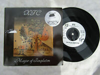 XTC MAYOR OF SIMPLETON / ONE OF MILLIONS demo / promo......... 45rpm / rock