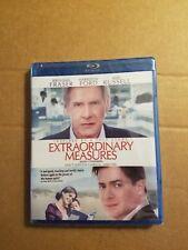 Extraordinary Measures (Blu-ray Disc, 2010, Canadian)