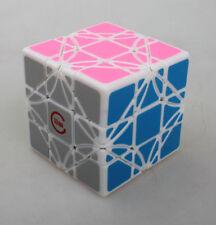 Nuevo Fangshi limcube 3x3 Dreidel Lim Cubo Blanco 3x3x3 Master Mixup Cubo Mágico #kk