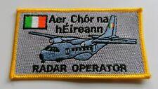 Irish Air Corps Badge, Irish Defence Forces, RADAR OPERATOR CREW BADGE