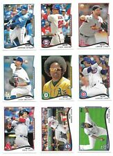 2014 Topps Baseball Trading Cards  / Choose / Pick From List / #s 1 - 250 / mb1