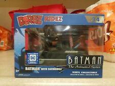 Funko Dorbz Ridez Batman With Batmobile #34 DC Legion Of Collectors Exclusive