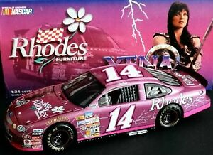 PATTY MOISE 1998 XENA #14 1/24 ACTION DIECAST FORD CAR 1/5,004
