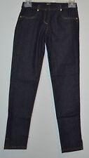 Roberto Cavalli Girls Dark Denim Straight Leg Jeggings Size: 10 (154cm) - NWT