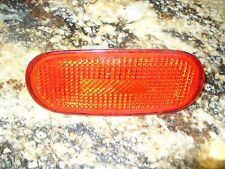 VW OEM 98-05 BEETLE Side Marker Light Rear Passenger's Side RH 1C0 945 072 Right