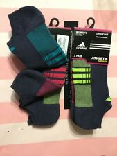 x6 Adidas Women's Climacool Superlite Low Cut Socks Size 5-10 (3 Pack)x2 N59