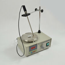 Magnetic Stirrer with Heating Plate 85-2 Hotplate Digital Mixer Display 220/110V