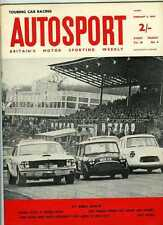 Autosport February 5th 1965 *Touring Car Racing Survey & Lady Wigram Trophy*