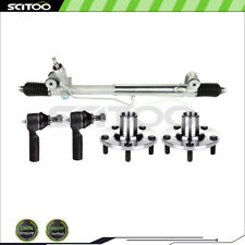 5pcs Power Steering Rack And Pinion 26 1615 For Toyota Sienna 1998 03 All Models