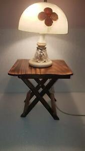 Neu Handgemacht Holz Klappbar Stuhl für Wohnzimmer Beistelltisch