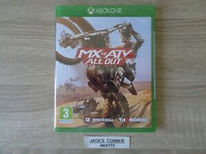 MX vs ATV All Out  Xbox One Game - NEW & SEALED- Free UK Postage
