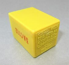 492-Ford (1985-2000) Interior Lighting Delay 5-Pin Yellow Relay 92GG-13C718-AA