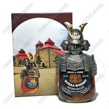 BB-001-Nikka Japanese whisky, samurai shape, hard to find