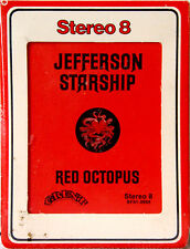JEFFERSON STARSHIP Red Octopus  NEW SEALED 8 TRACK CARTRIDGE