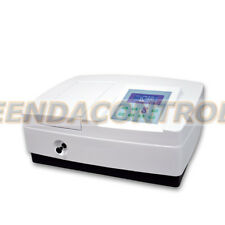 UV/VIS Ultraviolet Visible Spectrophotometer Photometer 190-1000nm ±1nm 4nm LCD