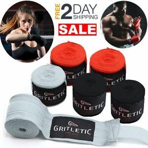 Vendas De Boxeo 180 Pulgadas Boxing Wrap para Kickboxing Artes Marciales Mixtas