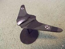 Built 1/144: German HORTEN IX Prototype Flying Wing Fighter Aircraft