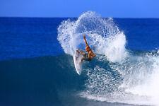 "Kelly Slater Surfing Hawaii in 2020 - 8x12"" Photo by Pete Frieden"