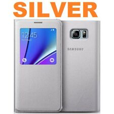 Genuine Samsung S VIEW FLIP CASE Galaxy NOTE 5 smartphone book cover original