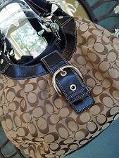 Coach Signature Womens Satchel Shoulder bag
