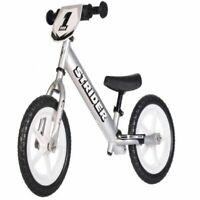 Strider 12 Pro Balance Bike No Pedal All Aluminum Kids Learn to ride bike