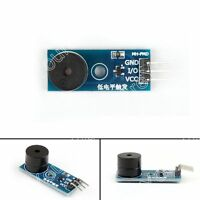 Active Buzzer Module Low Level Trigger Buzzer Control Board Pour Arduino DIY