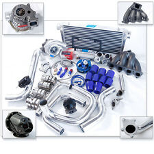 Turbo Kit Top Mount Manifold T3 EF EG EK D15 D16 D16A D16Y T3/T4 T3/60-1 Bolt On