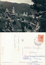 PIEVE DI TECO - PONTE SAN GIOVANNI E SCORCIO PANORAMICO        (rif.fg.13098)